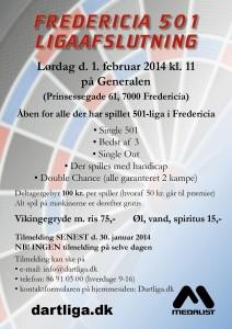 501-afslutning i Fredericia