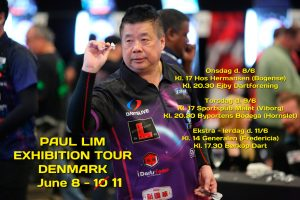 Paul Lim 2016 datoer